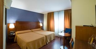 HABITACIÓN DOBLE Hotel Torreluz Centro