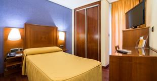 HABITACIÓN INDIVIDUAL Hotel Torreluz Centro